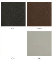 bonded leather cover options